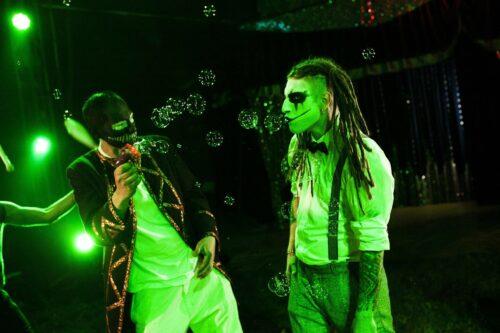 """Kleszcz & DiNO zapowiadają """"Freak show"""""""