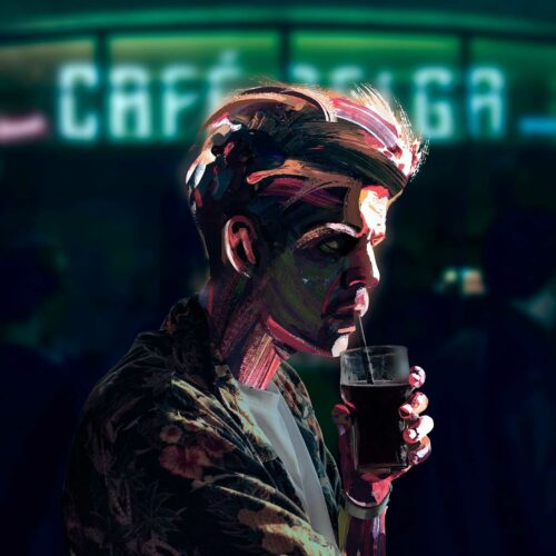 Taco Hemingway zaskakuje nowym albumem – Cafe Belga